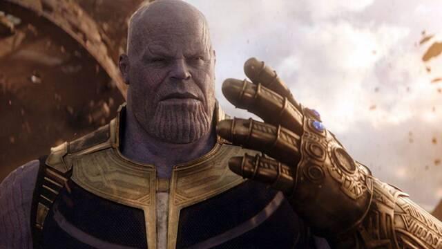 El huevo de pascua de Google con Thanos es lo mejor que vas a ver hoy