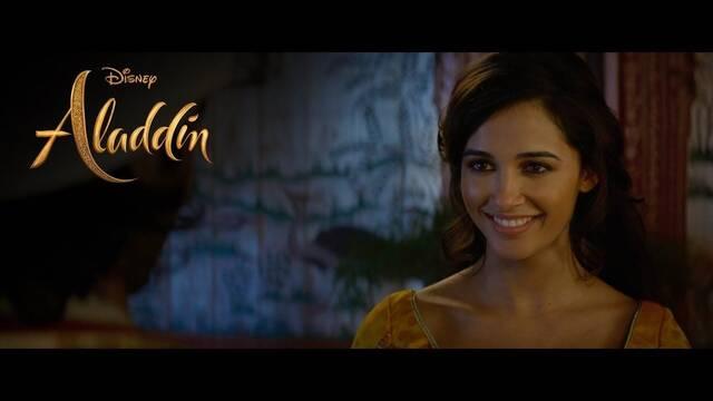 La nueva película de 'Aladdin' se muestra en un nuevo y mágico adelanto
