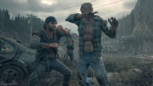 Comparativa gráfica: Days Gone en PS4 y PS4 Pro