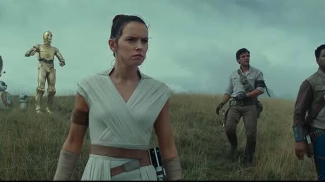 'El ascenso de Skywalker' rompe récords de visualizaciones