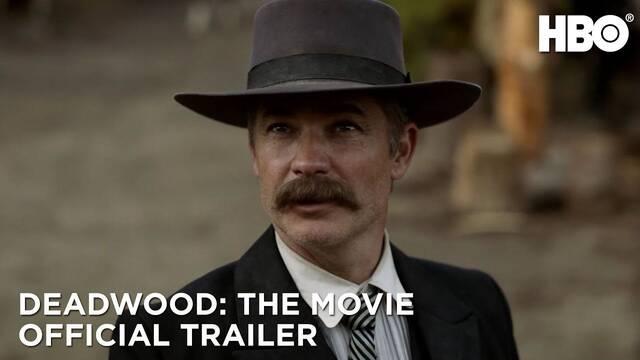 Llega el salvaje tráiler de la película de 'Deadwood'