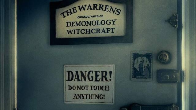 El póster de 'Annabelle vuelve a casa' nos da la bienvenida a The Conjuring