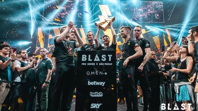 Astralis estará en la BLAST Pro Series Madrid