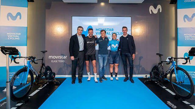 Ya puedes apuntarte al Movistar Virtual Cycling, el torneo de esports más ciclista