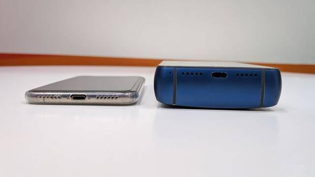 El 'móvil ladrillo' de Energizer con batería de 18.000 mAh fracasa en Indiegogo