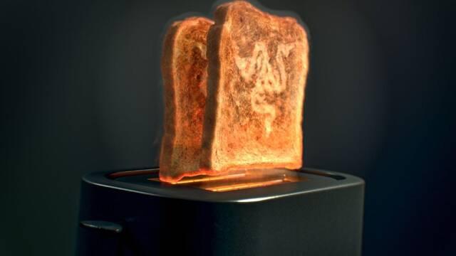 Razer lanzará su tostadora para jugones con iluminación RGB