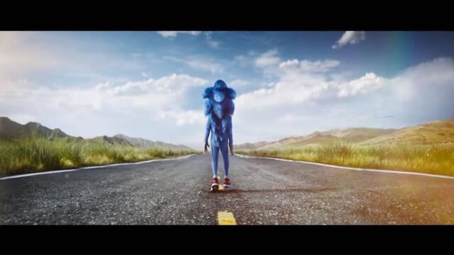 Llega a toda velocidad el primer tráiler de 'Sonic The Hedgehog'
