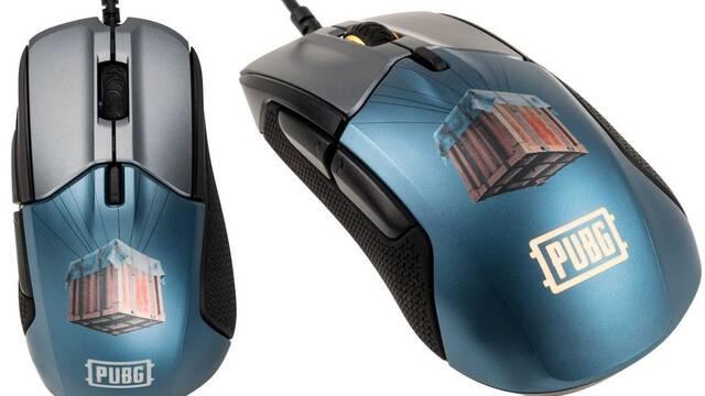 SteelSeries lanza un nuevo ratón inspirado en PUBG