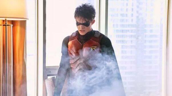 'Titans': Curran Walters pasará a ser regultar en la serie de DC Universe