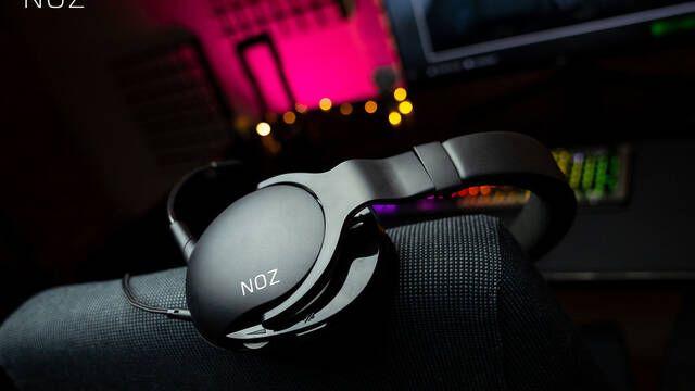 Roccat presenta Noz, sus nuevos auriculares ultraligeros de 210 gramos