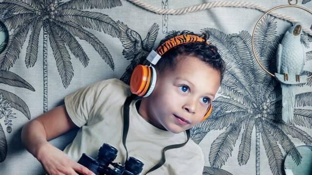 Trust presenta Comi, los auriculares de uso infantil para los más peques de la casa