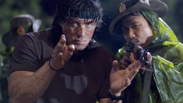 Stallone avisa: 'Rambo 5' contará con un final inesperado