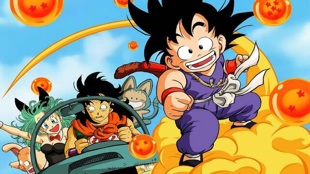 Dragon Ball en Blu-ray saldrá en España por primera vez en el mundo
