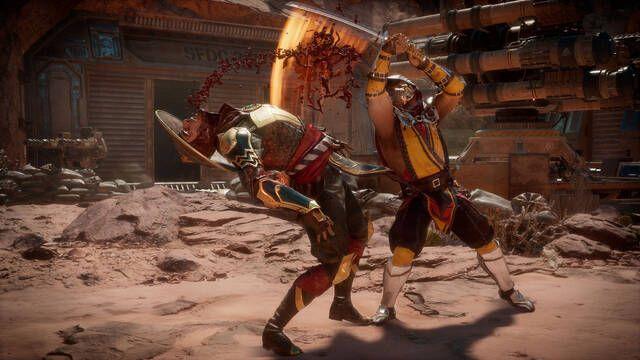 Mortal Kombat 11 utilizará Denuvo