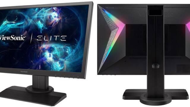 """Viewsonic presenta su nuevo monitor para jugones de 24"""" y 144Hz"""