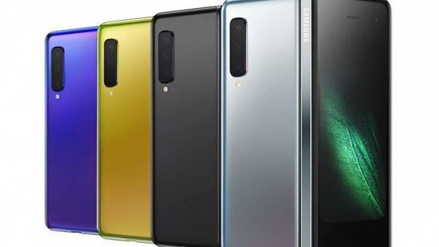 Samsung Galaxy Fold tendrá una funda oficial de 120 euros