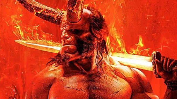 'Hellboy' nos muestra su brutalidad en un nuevo vídeo