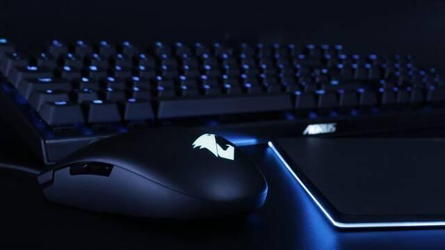 Aorus M2, el nuevo ratón para jugar de Gigabyte