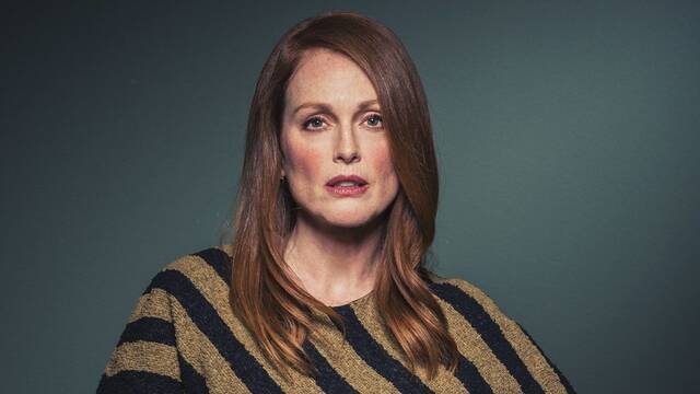 Julianne Moore protagonizará la serie 'Lisey's Story', de Stephen King