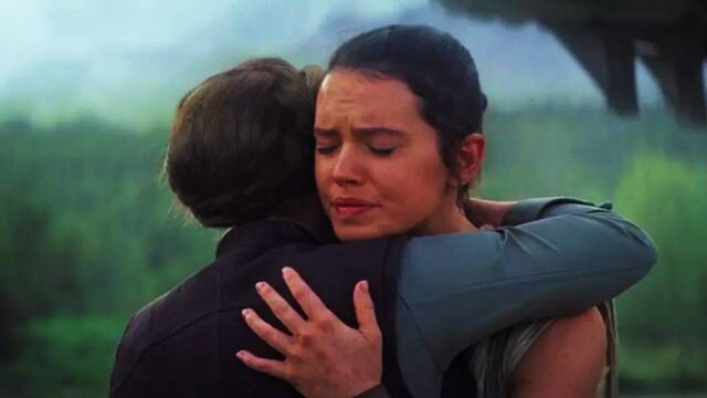 Star Wars: Daisy Ridley y lo extraño que fue filmar las escenas de Fisher