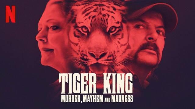 Tiger King: Netflix presenta un episodio extra que debutará el 12 de abril