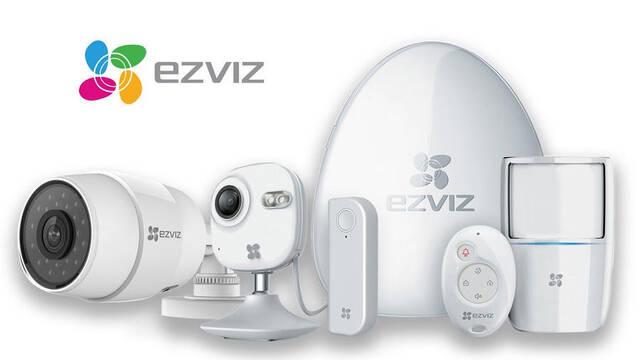 EZVIZ lanza nuevas ofertas de sus cámaras inteligentes