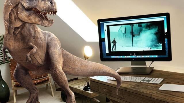 Colin Trevorrow trabaja durante la cuarentena en Jurassic World: Dominion