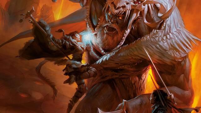 Dragones y Mazmorras ofrece aventuras y reglamentos gratis para nuestras partidas de rol