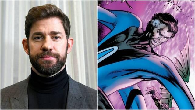 4 Fantásticos: John Krasinski se reúne con Marvel para hablar del futuro