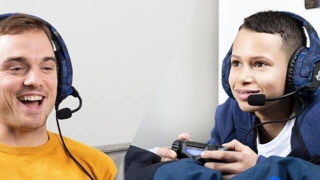 GXT 488 Forze son los nuevos auriculares para PS4 de Trust Gaming