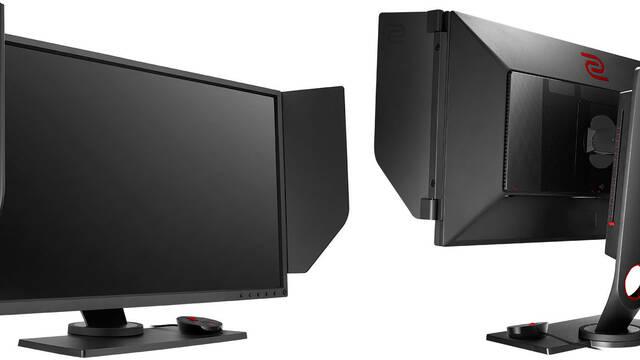 Zowie XL2546S, el nuevo monitor para gamers de BenQ con 240 Hz