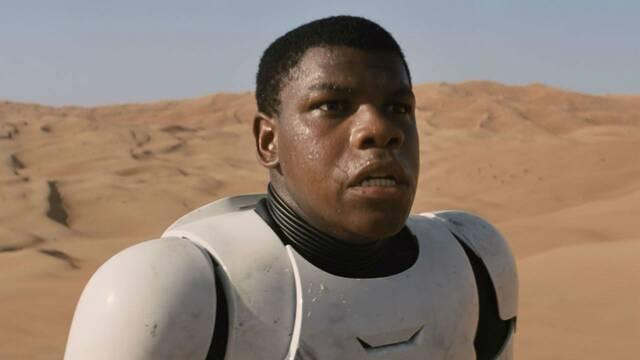 Star Wars: El código de Stormtropper de Finn es un bonito homenaje