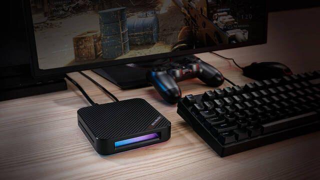 Llega la Live Gamer BOLT, una capturadora para grabar partidas a 4K o 240 fps
