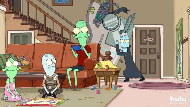 Tráiler: Así es Solar Opposites, lo nuevo del creador de Rick y Morty