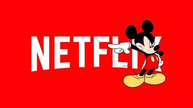 Netflix vale más que Disney: Sus acciones alcanzan un máximo histórico