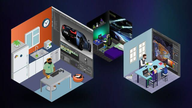 NVIDIA une a desarrolladores de software para ofrecer programas para el teletrabajo