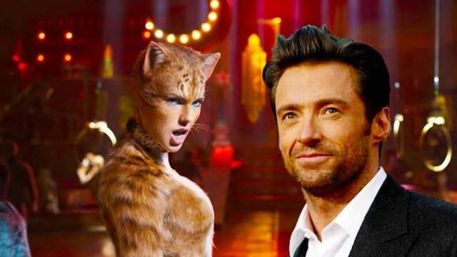 Hugh Jackman estuvo a punto de salir en Cats como protagonista