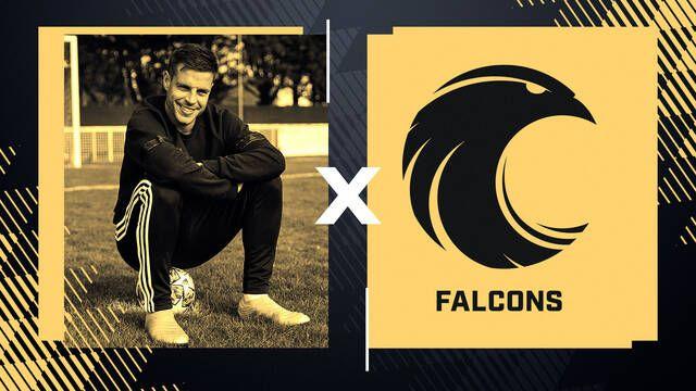 César Azpilicueta, capitán del Chelsea, crea Falcons, su club de esports