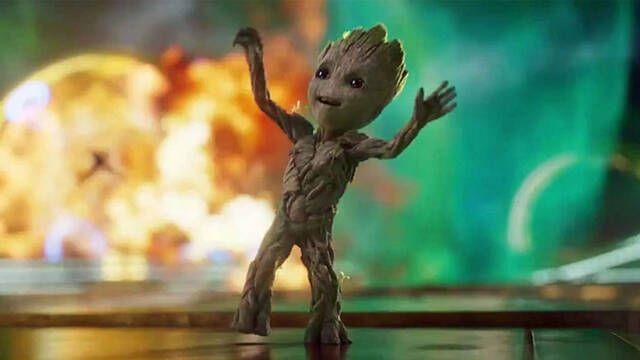 James Gunn: 'El baile de Baby Groot de Guardianes 2 necesitó dos años para hacerse'