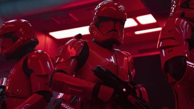 Star Wars: Nuevos detalles de los Sith Troopers de El ascenso de Skywalker