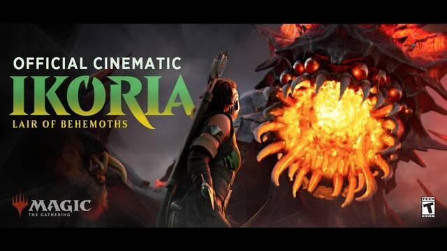 Magic: The Gathering presenta su nuevo set de cartas con Godzilla como gran protagonista
