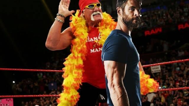 Chris Hemsworth está 'entusiasmado' por ser Hulk Hogan en su biopic