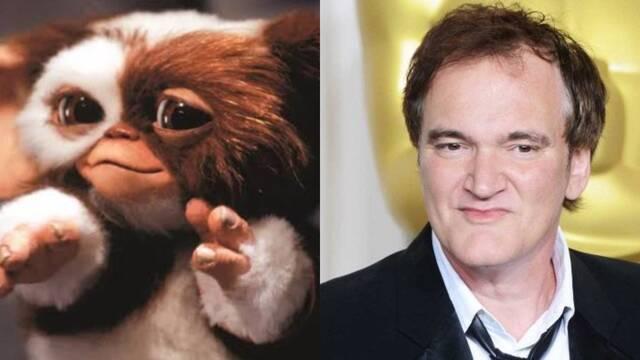 Tarantino recuerda cuando entrevistó a Joe Dante en el set de Gremlins