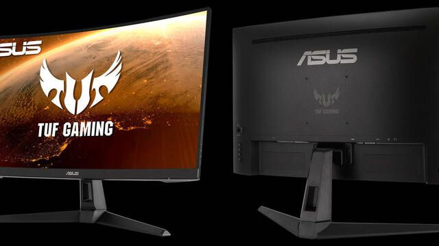 "ASUS TUF Gaming VG27VH1B, nuevo monitor de 27"" para jugar"