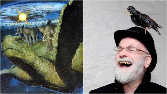La saga Discworld de Terry Pratchett tendrá su propia serie