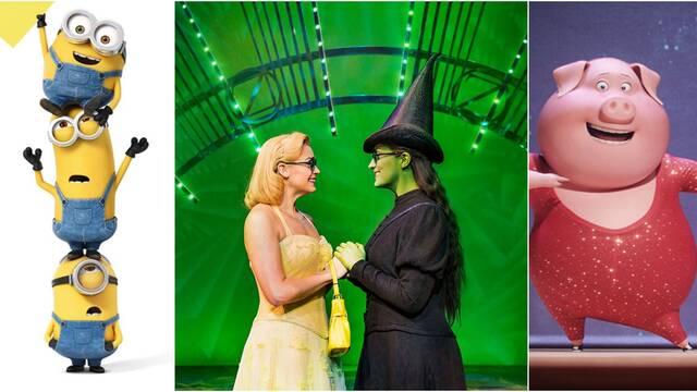Universal retrasa las secuelas de Minions, Sing y la adaptación de Wicked
