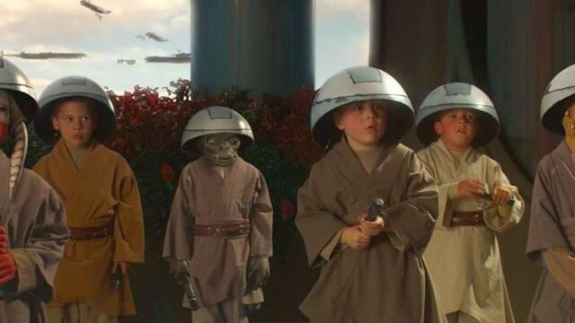 Star Wars: Ahsoka estuvo cerca de salir en El Ataque de los Clones
