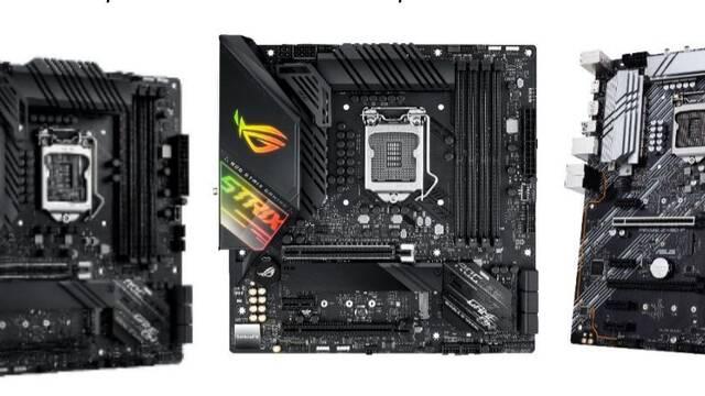 ASUS presenta sus nuevas placas base Z490