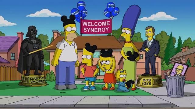Disney+ cambiará el aspect ratio de Los Simpson