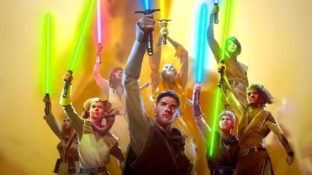 Star Wars presenta a los Jedi de la nueva saga galáctica The High Republic